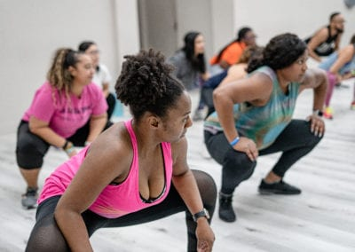 Group Fitness Classes in Houston