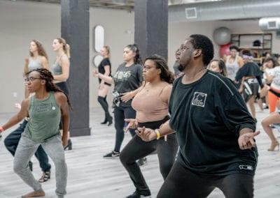 Heels Choreography Houston