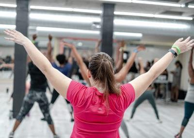 Zumba Fitness Classes in Houston